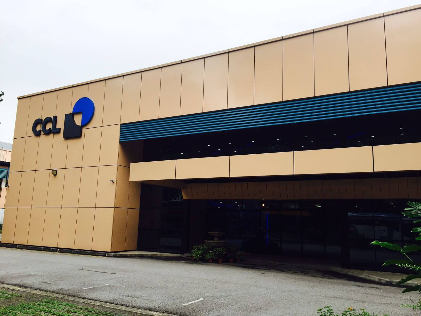 Our Manufacturing & Design Centre in Singapore